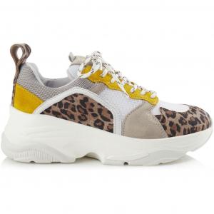 Mynthe Mesh Leo Sneakers