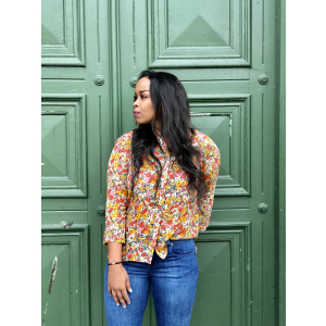 Bloom blouse