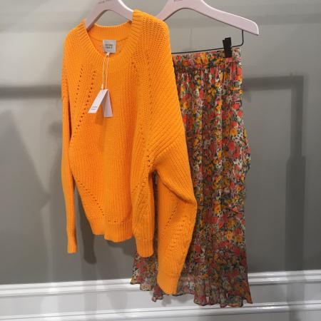 Nynne Knit O-Neck