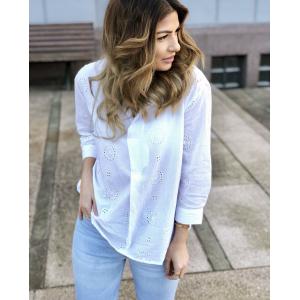 Lina blanc shirt