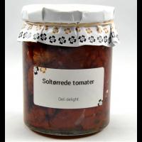 Soltørket tomat