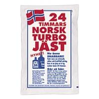 Norsk Turbogjær 24 Timers