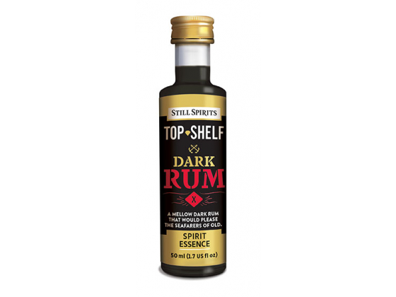 Mørk Rom - Still Spirits Top Shelf Jamaican Dark Rum - til 3 x 0,75l