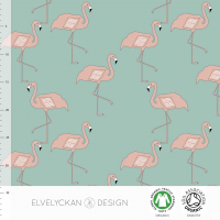 FLAMINGO, DUSTY MINT & DUSTY PINK- Jersey