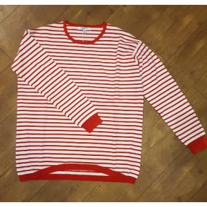 Trine stripe blouse