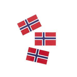 BORDDEKORASJON FLAGG NO 30