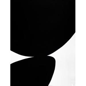 A3 plakat Anna-Eva Bergman. Pierres de Castille III, 1970