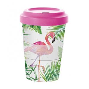 Bambuskopp Flamingo