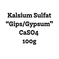 Kalsiumsulfat CaSO4 100g