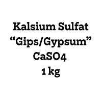 Kalsiumsulfat CaSO4 1 kg