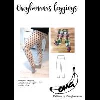 Leggings - Dame