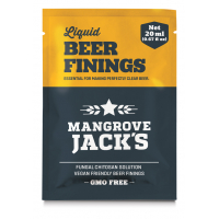 Klarningsmiddel til øl - Mangrove Jacks Liquid Beer Finings Sachet 20g