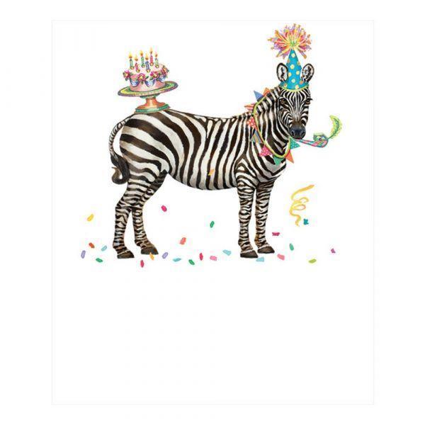 Bordkort party animal
