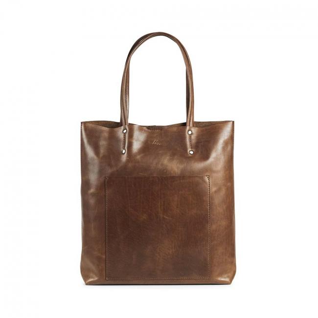 Antonella shopper chestnut