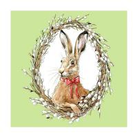 """Bunny portrait"" lunch"