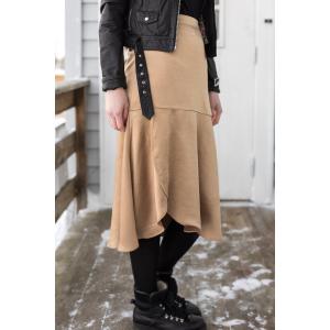 Mirage Sateen Skirt