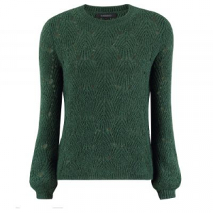 Elisabeth genser grønn