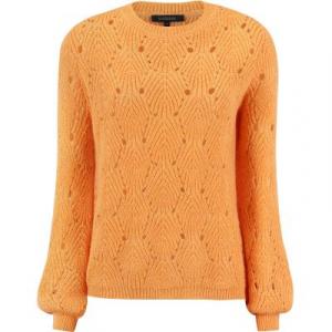 Elisabeth genser oransje