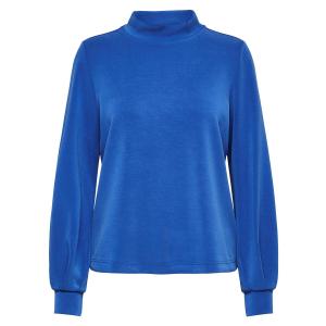 Tea genser blå