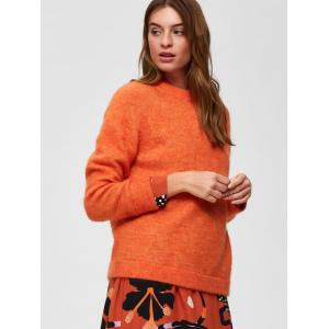 Kaila genser orange