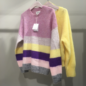 Stella Knit New Loose O-Neck