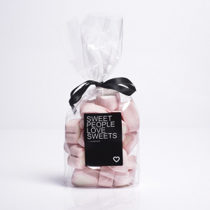 MARSHMALLOWS HJERTER 100G