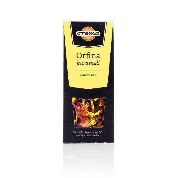 Orfina karamell - søte fristelser