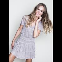 Lisbeth linen skirt