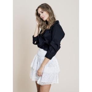 Vera skirt - white