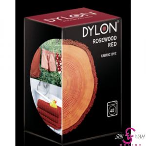 DYLON MASKINFARGE ROSEW. RED