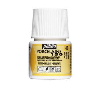 PORSELENSMALING BENHVIT 45 ML