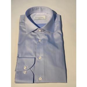 Skjorte Cutaway LYSBLÅ