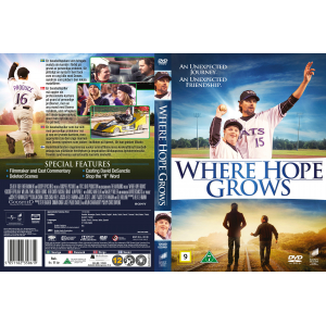 WHERE HOPE GROWS - DVD