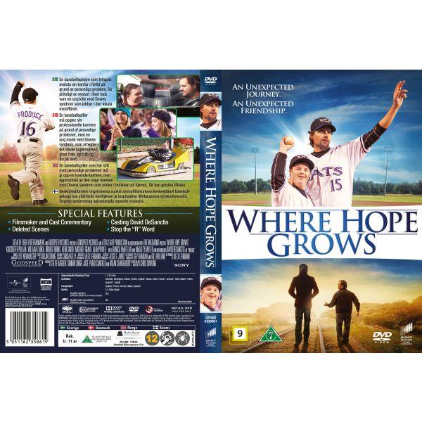 WHERE HOPE GROWS - DVD