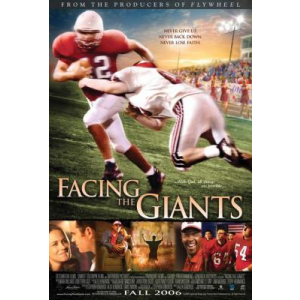 FACING THE GIANTS (RWK 2014) - DVD
