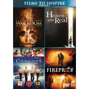 FILMS TO INSPIRE VOL 1 - DVD