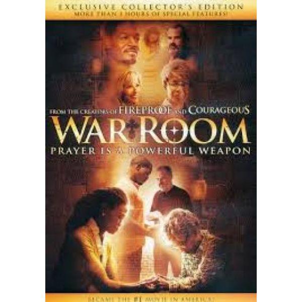 WAR ROOM - DVD