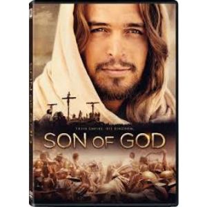SON OF GOD - DVD