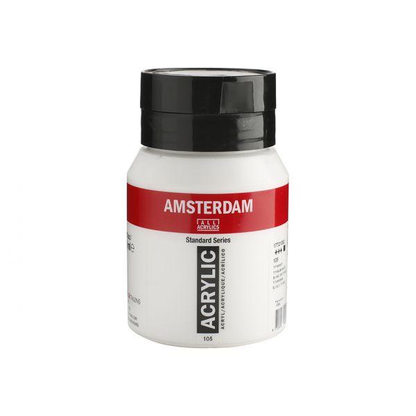 Amsterdam Standard 500ml – 105 titanium