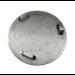 Silbunn, Ø=297 mm