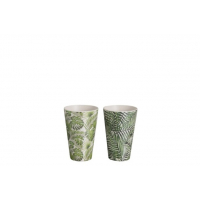 Cup Tropical Bamboo