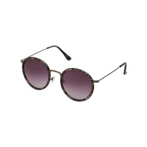 Solbriller runde lilla