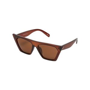 Solbriller brun edge