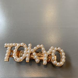 TOKYO perlehårspenne
