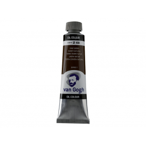 Van Gogh Olje 40ml – 408 Raw umber