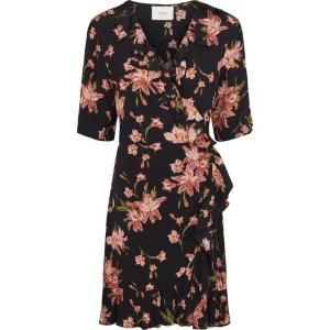 Oline Wrap Dress