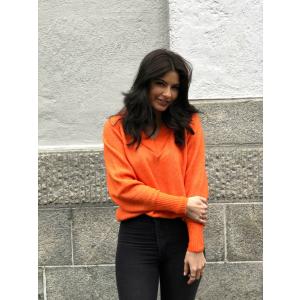 Rika knit - Orange