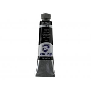 Van Gogh Olje 40ml – 701 Ivory black