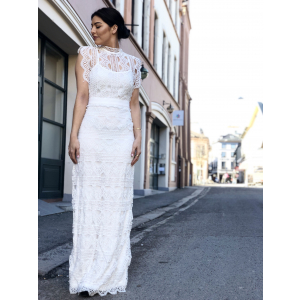 Irma long dress