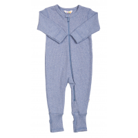 JOHA - JUMPSUIT DENIM MELANGE